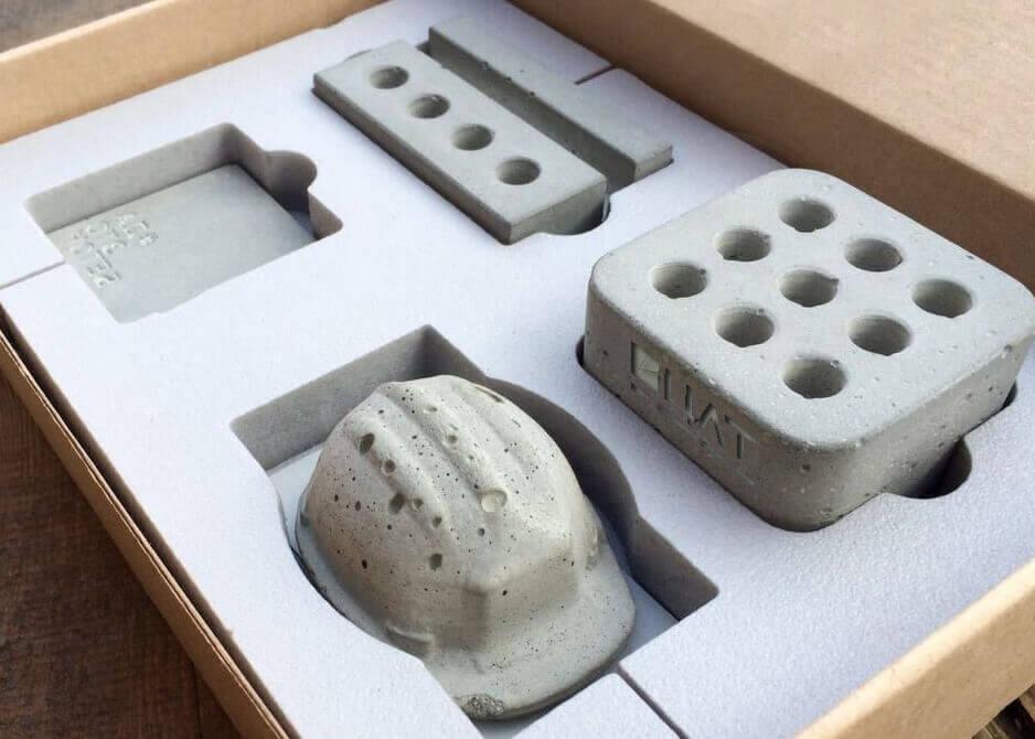 подарок бетон
