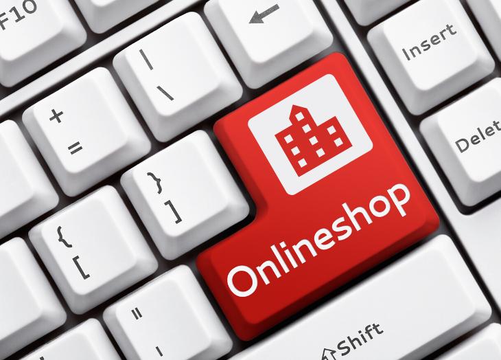 онлайн-продажи
