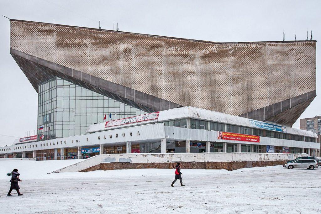 Спортивно-концертный комплекс имени Блинова, Омск