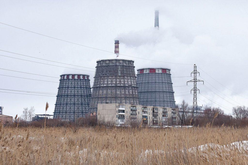 ТЭЦ-5, Центральный район Омска