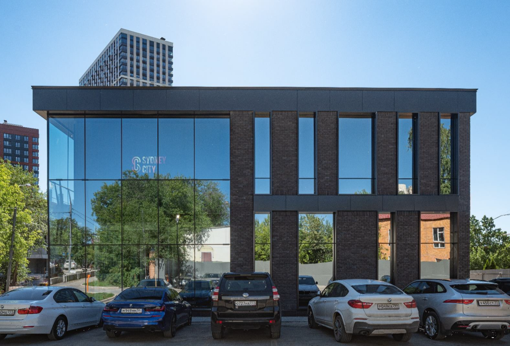 Офис продаж Sidney City, ФСК