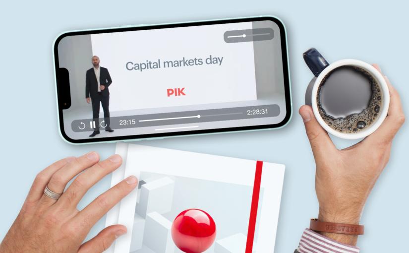 День рынков капитала ПИК